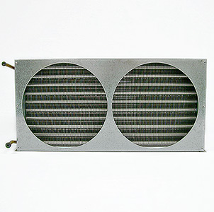 Turbo Air condenser COIL [M3F72-3] [M3F72-6]
